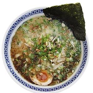 久保田麺業 博多ラーメン 九州男味ラーメン四郎(大) 440g