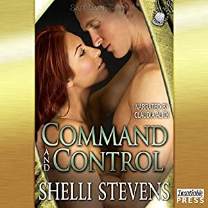 Command and Control: Holding Out for a Hero, Book 2 | [Shelli Stevens]