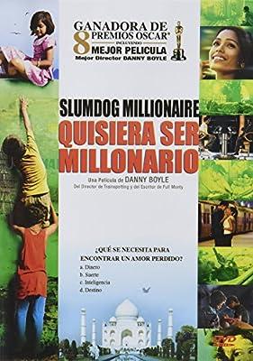 Quisiera Ser Millonario (Slumdog Millionarie) [NTSC/REGION 1 & 4 DVD. Import-Latin America]