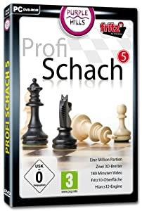 Profi Schach 5 - [PC]