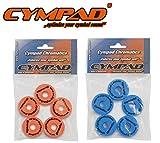シンパッド CYMPAD/クロマティクス(40mm x 15mm 5個セット)【シンパッド】 ブルー