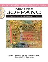 Arias for Soprano: Accompaniment CD's