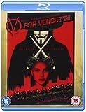 V For Vendetta [Blu-ray] [2006] [Region Free]
