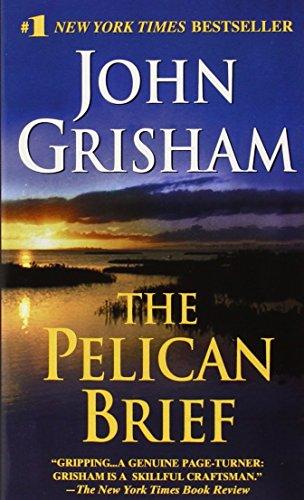 Buchseite und Rezensionen zu 'The Pelican Brief' von John Grisham