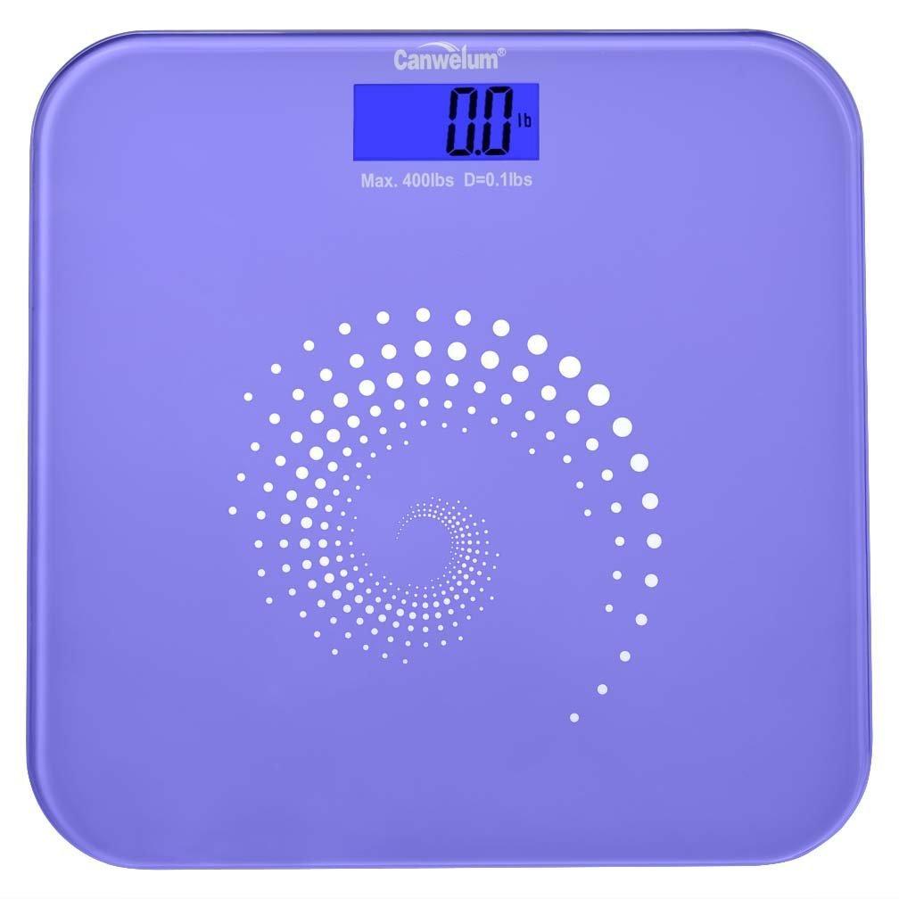 Canwelum Smart Precision Electronic Bathroom Scale