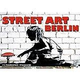 Street Art Berlin: 15 Postkarten / Postcards