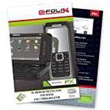 AtFoliX Mirror Protective Film Nokia E90 Communicator - Set of 1 - FX-Mirror with mirror effect