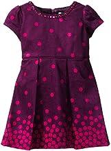 Hartstrings Little Girls39 Cotton Blend Corduroy Dress