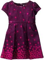 Hartstrings Little Girls' Cotton Blend Corduroy Dress