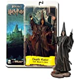 Harry Potter Death Eater (With Torch, Wand and Display Base) Action Figure
