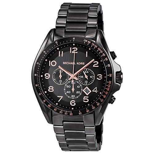 Michael Kors Men'S Mk8255 Bradshaw Gunmetal Watch