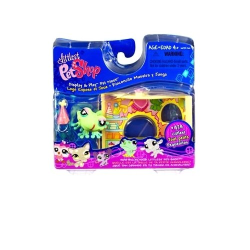 Littlest Pet Nook: Frog in Party Shop - 1