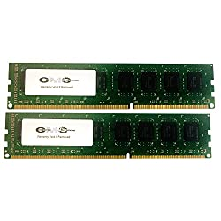 16Gb (2X8Gb) Dimm Memory Compatible With Dell Poweredge R210 Ii Server By CMS B87