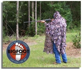 Ghillie Suit Sniper Hunting Camo Camouflage