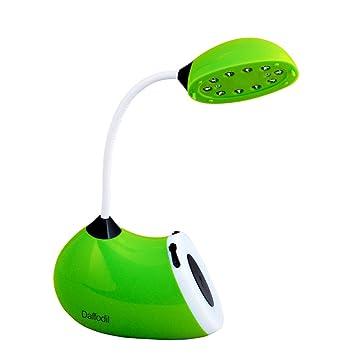 daffodil lec105 lampe de lecture lecture led lampe de de bureau flexible batterie. Black Bedroom Furniture Sets. Home Design Ideas