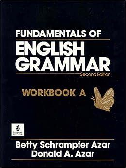 AZAR ENGLISH BASIC GRAMMAR