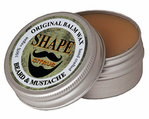 Mr. Shape Cera Balsamo Baffi & Barba 100% VEGAN