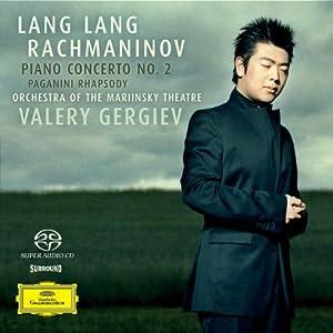 Rachmaninov Piano Concerto No2 Rhapsody On A Theme Of Paganini by Decca (UMO)