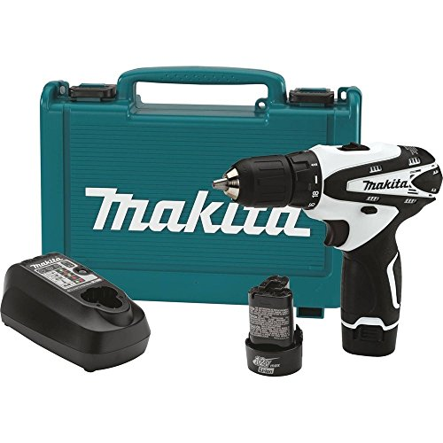 Makita FD02W 12V max Lithium-Ion Cordless 3/8-Inch Driver-Drill Kit (Makita Driver Drill compare prices)
