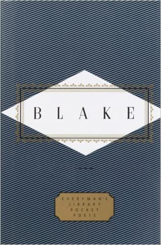 Blake: Poems (Everyman's Library Pocket Poets) written by William Blake