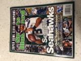 Sports Illustrated Super Bowl XLVIII Seattle Seahawks Special Commemorative Issue at Amazon.com