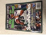 Sports Illustrated Super Bowl XLVIII Seattle Seahawks Special Commemorative Issue by Sports Illustrated  (2014)