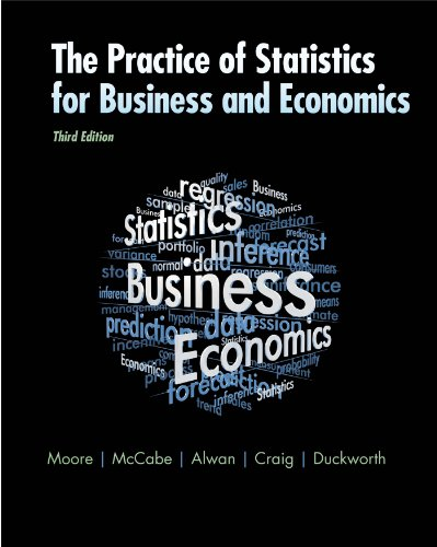 The Practice of Statistics for Business and Economics:...