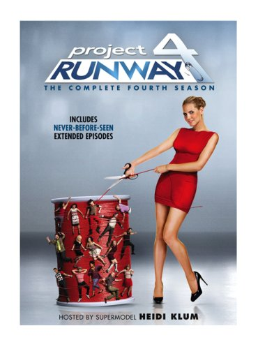 Project Runway: Complete Fourth Season [DVD] [Import]