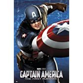 Captain America/SHIELDGBC-064MARVELPOSTER
