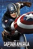 映画『Captain America/キャプテンアメリカ(SHIELD)《GBC-064》』シネマポスター☆MARVELPOSTER通販☆