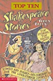Top Ten Shakespeare Stories (0439083877) by Deary, Terry