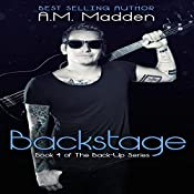 Backstage: The Back-Up Series, Book 4 | A.M. Madden