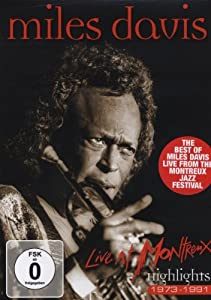 Miles Davis - Live At Montreux: Highlights 1973-1991