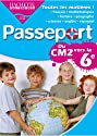Passeport vers sixième