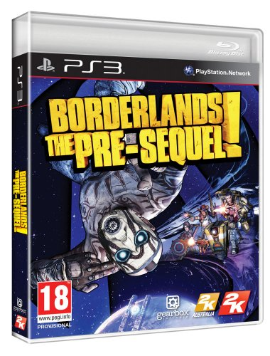 No te pierdas Borderlands: The Pre-Sequel para PS3