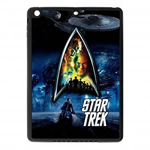 Popular Star Trek iPad Air Case, Customized iPad Air Plastic and Silicone Protective Case Cover, unique, cool, colorful, personalized, fashion and stylish phone case at customstyle