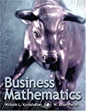 img - for Business Mathematics book / textbook / text book
