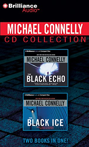 Michael Connelly CD Collection 1: The Black Echo, The Black Ice (Harry Bosch Series) (Harry Bosch The Black Echo compare prices)