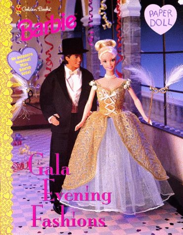 Barbie Gala Evening Fashions (Barbie Paper Dolls)