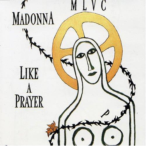 Like a Prayer artwork