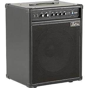Kustom KXB100 100W 1x15 Bass Combo Amp Black (Black)