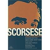 The Martin Scorsese Film Collection (New York, New York / Raging Bull Special Edition / The Last Waltz / Boxcar Bertha) ~ Barbara Hershey