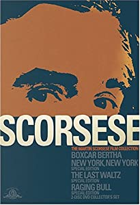 The Martin Scorsese Film Collection (New York, New York / Raging Bull Special Edition / The Last Waltz / Boxcar Bertha)