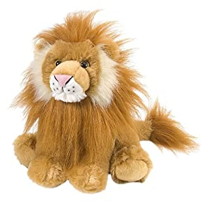 "4 X Wild Republic Cuddlekins 12"" Lion by Wild Republic"