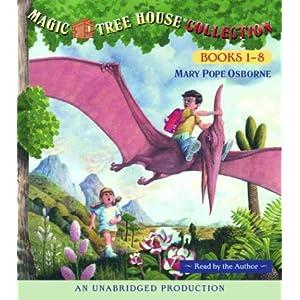 Magic Tree House 1-8 - Mary Pope Osborne