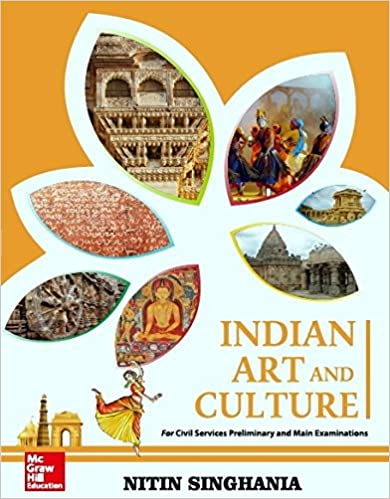 Indian Art and Culture by Nitin Singhania Free PDF download