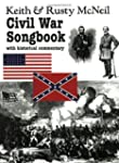Civil War Songbook: With Historical C...