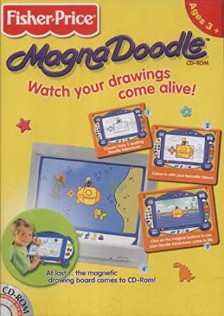 Fisher Price Magna Doodle