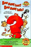 img - for How Many Feet? How Many Tails? A Book of Math Riddles (Hello Reader! Math, Level 2) book / textbook / text book