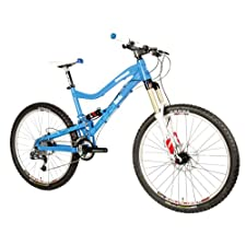 Mongoose Teocali Elite Dual Suspension Mountain Bike - 26-Inch Wheels (Medium)